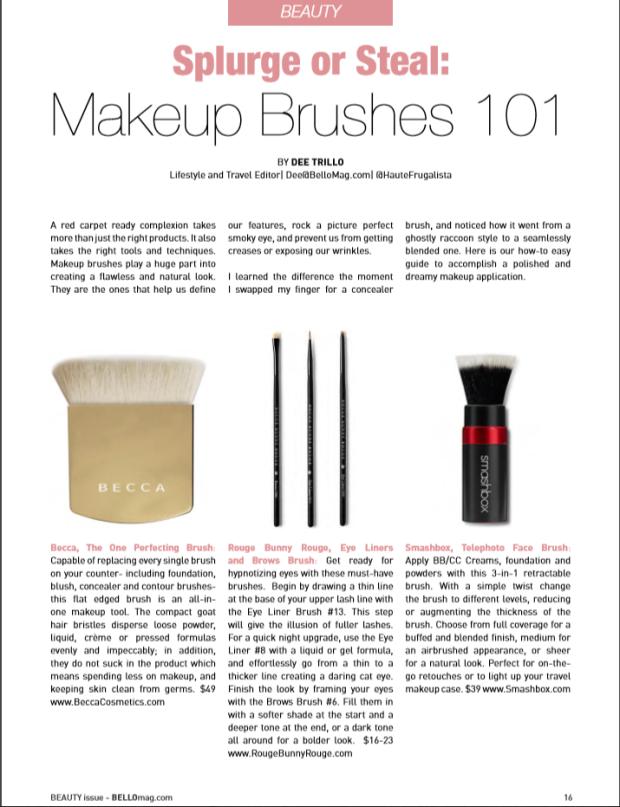Makeup Brushes 1
