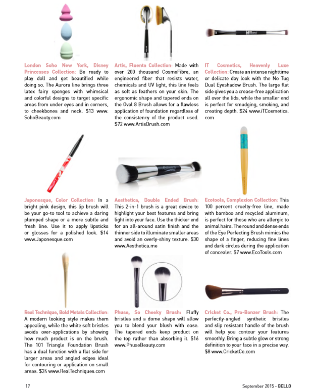 Makeup Brushes 2