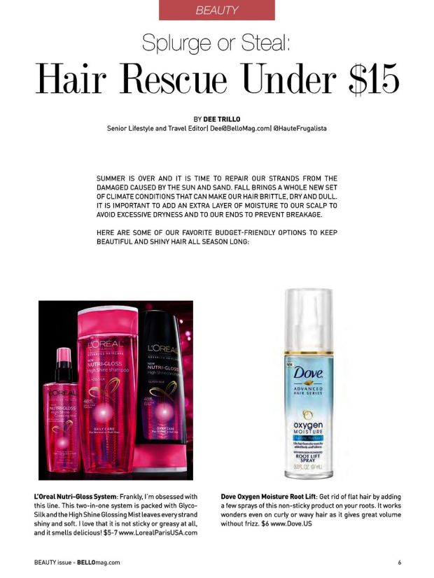 OCT HAIR RESCUE